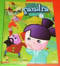 DETECTIVE DE CUENTOS SANDRA 3 - Precintada