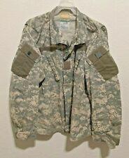 BUZZ OFF Coat, US Army Combat Uniform, SPM100-05-D-0407 Sz Large Regular