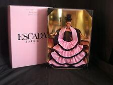1996 Rare Escada Barbie MIB