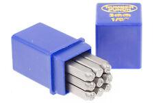 Schlagstempel Schlagzahlen 3 mm DIN 1451 Einschlagzahlen Punze Punziereisen BGS