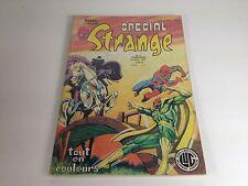 COMICS  EO REVUE SPECIAL  STRANGE N° 11 1978