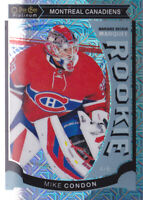 15-16 OPC Platinum Mike Condon Rookie TRAXX Canadiens 2015