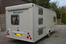 BAILEY RANGER 540/6-IMMACULATE-MOTOR MOVER-TRIPLE BUNKS-AWNING-TV - 2 OWNERS