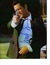 Michael Madsen Resorvoir Dogs Signed 8x10 From The HollywoodShow  Mr White