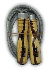 HIGH QUALITY METAL SKIP SKIPPING ROPE JUMP SKIP ROPE - BALL BEARING SWIVEL