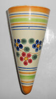 Peters And Reed Art Pottery #34 Florentine Wall Pocket