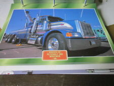 Super trucks multiusos camiones estados unidos Peterbilt 385 Wrecker 1985