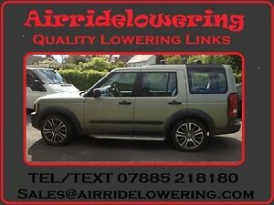 LAND ROVER DISCOVERY 3 AND 4 Air Suspension Lowering Links Module