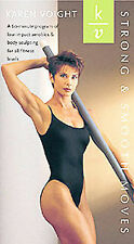 Strong & Smooth Moves [VHS]
