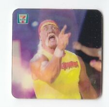 HULK HOGAN wwe Slam MINI LENTICULAR card #18 PHILIPPINES 711 EXCLUSIVE