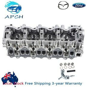 Cylinder Head for Ford Courier / Ranger 2.5L WL WL-T Mazda Bravo B2500 MD25TI