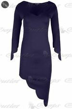 Robes bords asymétriques taille S pour femme