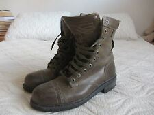 Diesel Cassidy Boots Men's Military Green Size US 7 (EU 39) $ 295.00 $$$