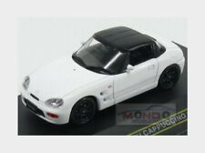 Suzuki Cappuccino Cabriolet Closed 1991 White Black First43 1:43 F43-061 Model