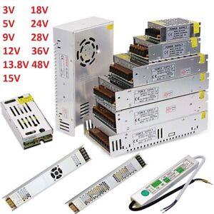 DC Regulated Switching Power Supply Transformer 3V 5V 9V 12V 15V 18V 24V 36V 48V
