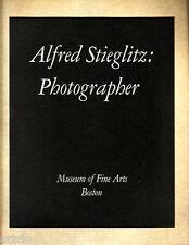 Alfred Stieglitz photographer