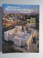 Biblical Archaeology Review November/December 2001 From Abraham To Lot To Jesus