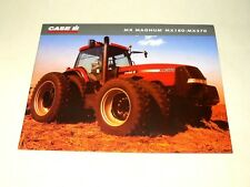 GROS Catalogue Tracteur CASE IH MX MAGNUM 270 Tractor Traktor Trattori  Brochure