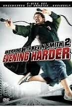 ADVENTURE WITH KEVIN SMITH 2- EVENING HARDER (DVD, 2 DISC) REGION-1, LIKE NEW