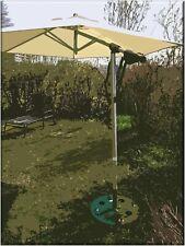 Favorit Ampelschirm Ständer in Sonnenschirmzubehör günstig kaufen   eBay RJ24