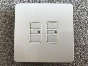 Schneider Electric GU6422EWPW Ultimate Electronic Dimmer White / White - New