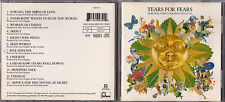 CD 12T TEARS FOR FEARS - TEARS ROLL DOWN (GREATEST HITS 82-92) FRANCE 1992