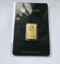 5g Perth Mint Gold Bar