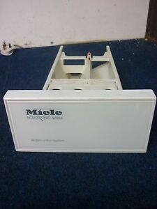 Genuine Miele W865 washing machine soap drawer- pt 3946371