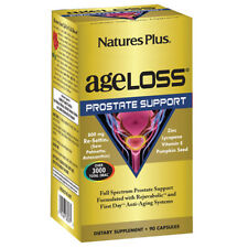 Nature's Plus - Ageloss Prostate Support - 90 Capsules
