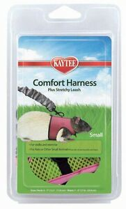 Kaytee Super Pet Comfort Harness W/Stretchy Stroller Small (Free Shipping in US