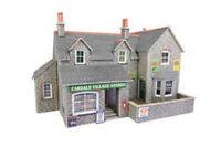 Metcalfe Village Shop & Cafe OO Gauge Card Kit PO254