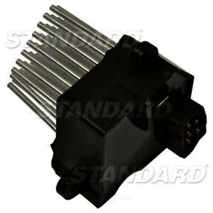 Blower Motor Resistor  Standard Motor Products  RU652