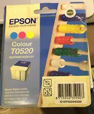 Nuevo Epson T0520 Color Multi
