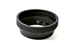 30.5mm Screw in Rubber Lens Hood Collapsible Rubber Lens Hood 30.5mm