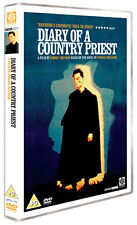 DIARY OF A COUNTRY PRIEST - DVD - REGION 2 UK