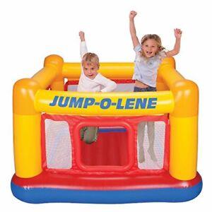 Inflable Trampolin Brincolin Para Niños Saltador Brinca Brinca Interior Exterior