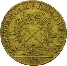 O3322 RARE Jeton Henri IV Chambre Comptes 1607->Faire offre