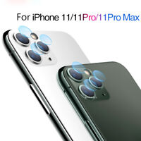 9D Back Full Lens Tempered Glass Film Camera Protector For iPhone 11 Pro Max sm