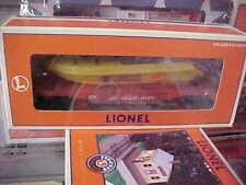 LIONEL,,,,,# 16970,,,,,LA COUNTY FLATCAR WITH MOTORIZED POWERBOAT