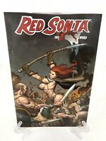 Red Sonja She-Devil with a Sword Vol 3 Rise of Kulan Dynamite HC Hard Cover New