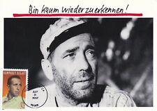 MXC91) 1988, USA, Humphrey Bogart, maximum card
