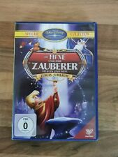 Die Hexe und der Zauberer DVD Kinderfilm Walt Disney