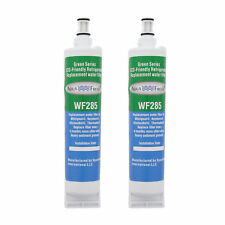Fits Whirlpool 4396508 Refrigerator Water Filter by Aqua Fresh (2 Pack)
