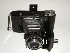 Zeiss Ikon Ercona Folding 6x9 and 6x6 camera Novonar-Anastigmat 4.5/10.5cm lens