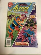 Action Comics (1982) # 537 (NM) Canadian Price Variant CPV ! 1st App !
