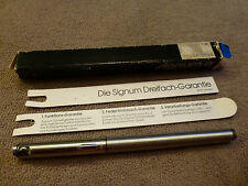 Pelikan Signum P520 NOS fountain pen / NIB B / cartridge filler