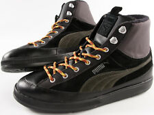 PUMA Archive Lite Mid UO Shoes- 13- NEW-lighweight running sneaker- Black & Army