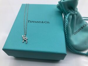 Tiffany & Co. Diamond Salamander Necklace