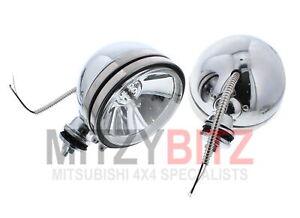 FRONT FOG / SPOT LAMPS MITSUBISHI L200 K62T Series 4 2.0 96-07