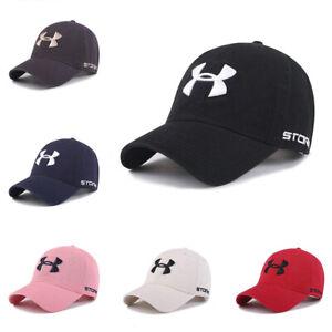 Classical Under Armour Baseball Cap Adjustable Mens WomensHat UA Basketball Cap